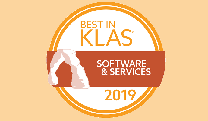 Best in KLAS EHRs and business intelligence