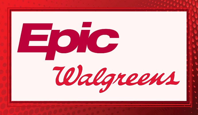 Walgreens retail clinics and Epic Systems EHR