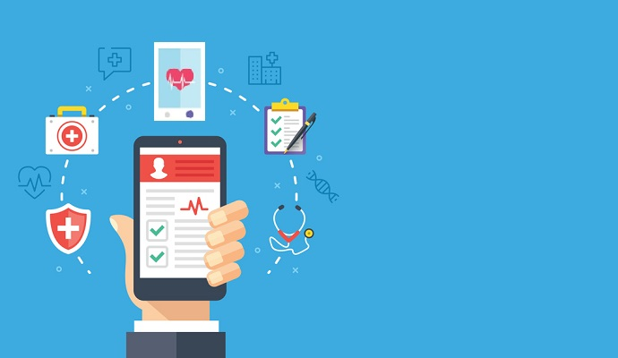 EHR app marketplace and mHealth for patients