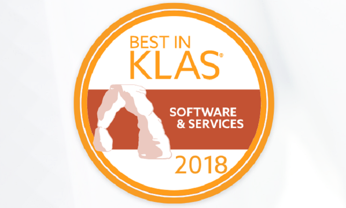 Best in KLAS population health and business intelligence
