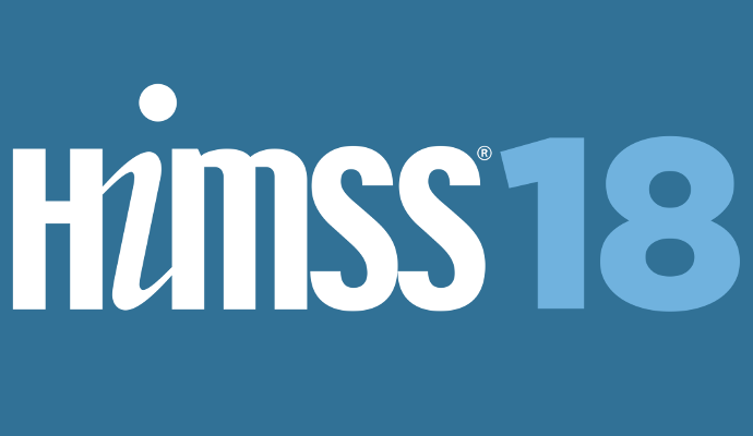 Artificial intelligence and clinical care at HIMSS18