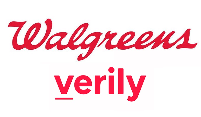 Chronic disease management partnership between Walgreens and Verily