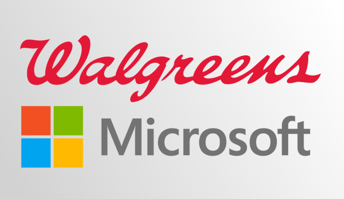 Microsoft joins forces with Walgreens to advance the future of health care