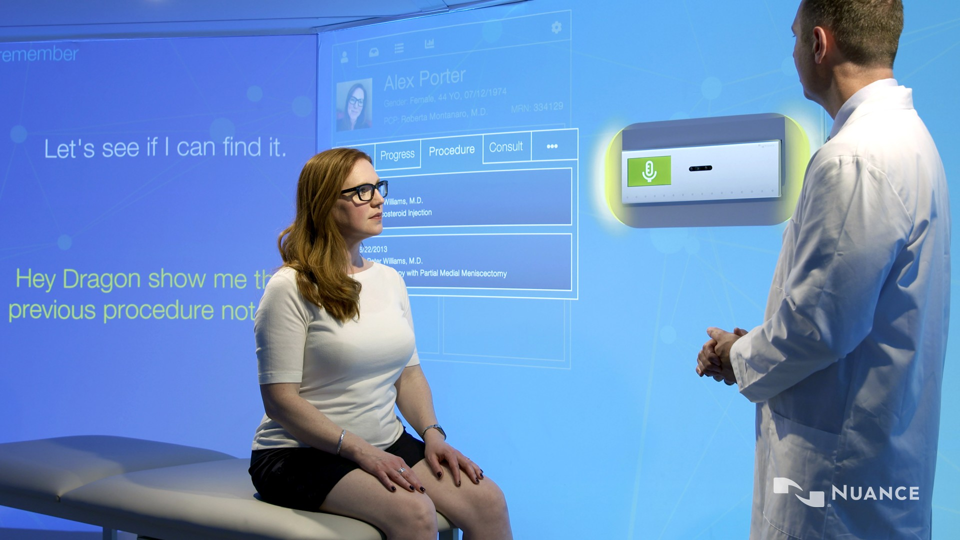 Nuance Beats Competitors to Ambient Computing in the Clinic