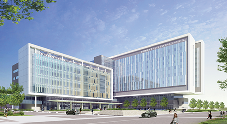 Image of Eskenazi Health campus