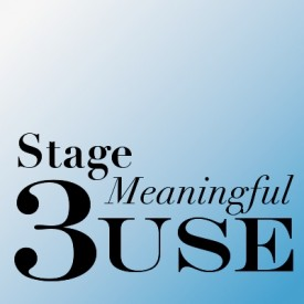 Stage 3 meaningful use