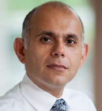 Parsa Mirhaji, MD, PhD, Director of the Center for Health Data Innovations at Montefiore and the Albert Einstein College of Medicine.