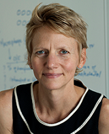 Jennifer Hall, PhD, Chief of the AHA Institute for Precision Cardiovascular Medicine