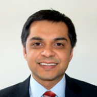 Dr. Surya Singh, VP and CMO of Specialty Pharmacy at CVS Health