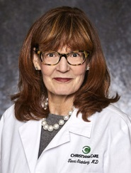 Terri Steinberg, MD, MBA, CHIO and VP of Population Health Informatics