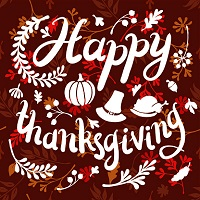 Happy Thanksgiving from HealthITAnalytics.com!