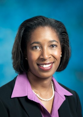 Cara V. James, PhD, Director of the CMS Office of Minority Health