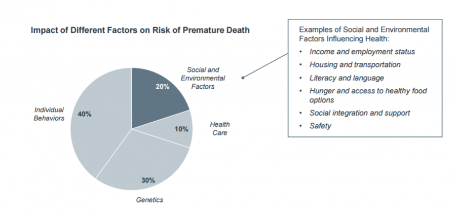 Using Risk Scores, Stratification for Population Health
